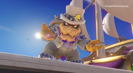 Así serán los amiibo de Super Mario Odyssey [E3 2017]