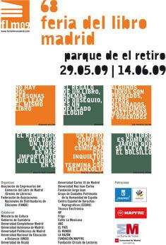 Feria del Libro de Madrid: arranca la 68º edición