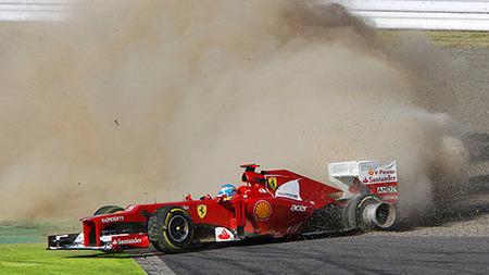 "Fernando Alonso se ""hace"" un hara-kiri"