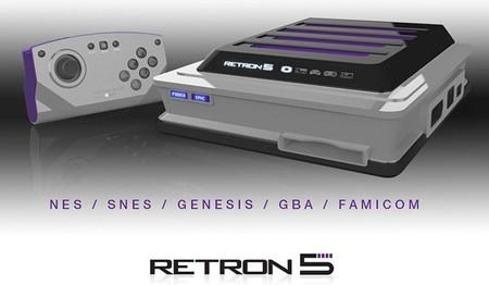RetroN 5, la consola de las consolas retro