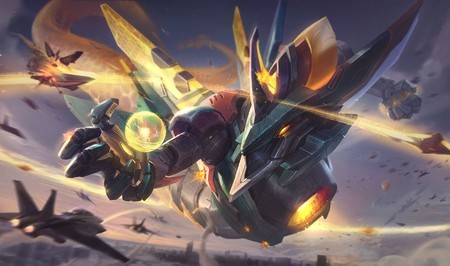 Todas las skins que llegarán al League of Legends con el parche 8.16
