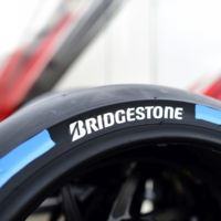 MotoGP Alemania 2015: Bridgestone introduce su neumático delantero asimétrico