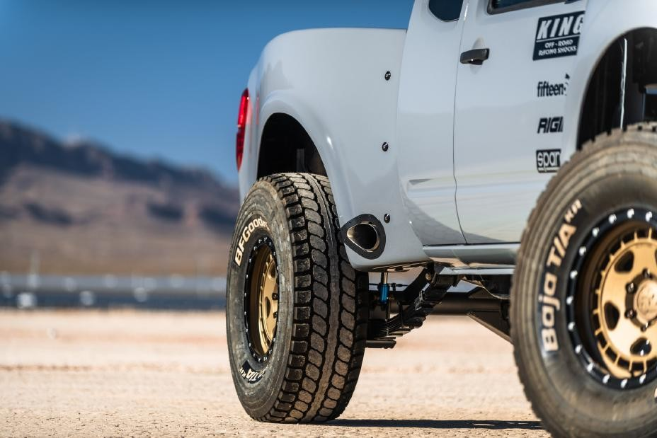 Foto de Nissan Frontier Desert Runner (8/22)