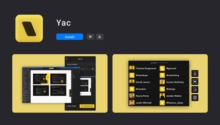 Yac Screenshot 2x