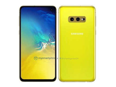 Samsung Galaxy S10e: las primeras fotos del hermano menor confirman el cambio de nombre y agujero en pantalla