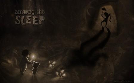 ¿Recuerdas lo que sentías cuando tenías dos años? 'Among the sleep' dice que miedo, mucho miedo