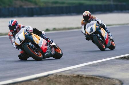 Criville Doohan Austria 500cc 1996