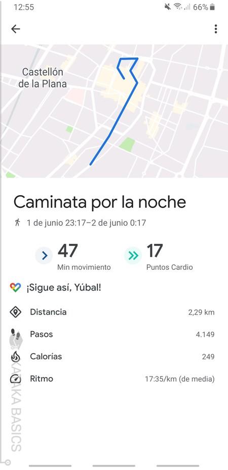 Info Avanzada