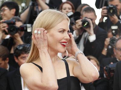 Nicole Kidman, una espectacular bailarina de ballet en el Festival de Cannes