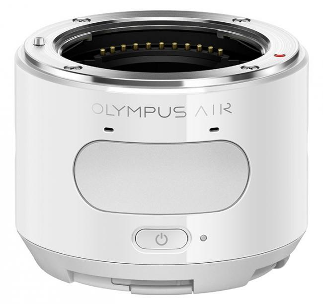 Olympus también se apunta a los módulos para smartphones con Air
