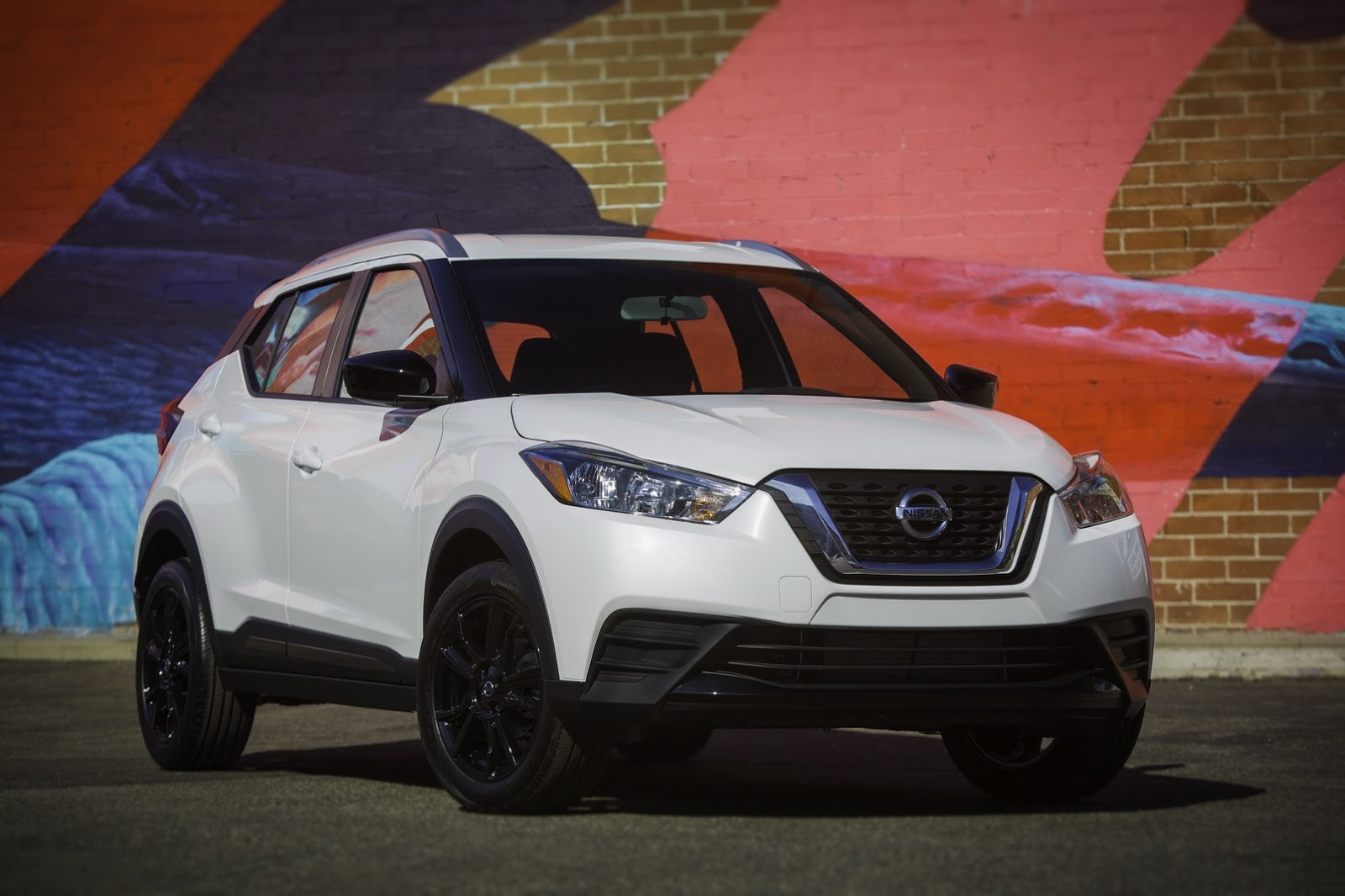Nissan Kicks (US-spec)