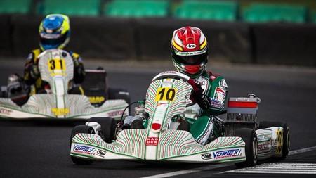 David Vidales Karting
