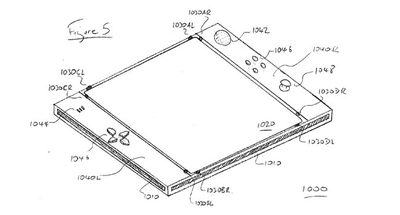 La extraña patente de Sony al estilo mando de la WIi U