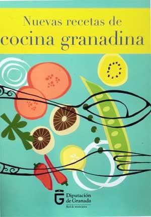 Libro Nuevas recetas de cocina granadina
