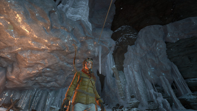 Rise Of The Tomb Raider 20 Year Resistencia
