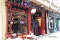 La Republicana, una casa de comidas con un ambiente muy personal en Zaragoza