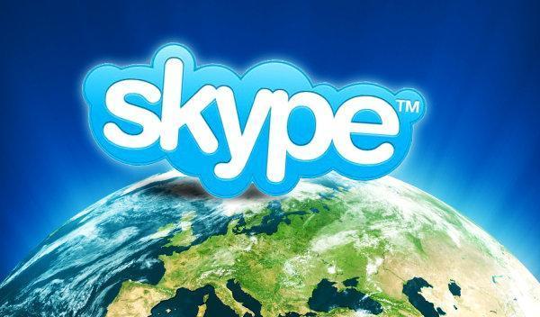 Skype in the World
