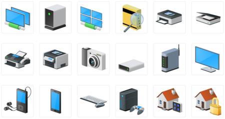 En esta base de datos puedes ver y descargar todos los iconos que se han cambiado en Windows 10