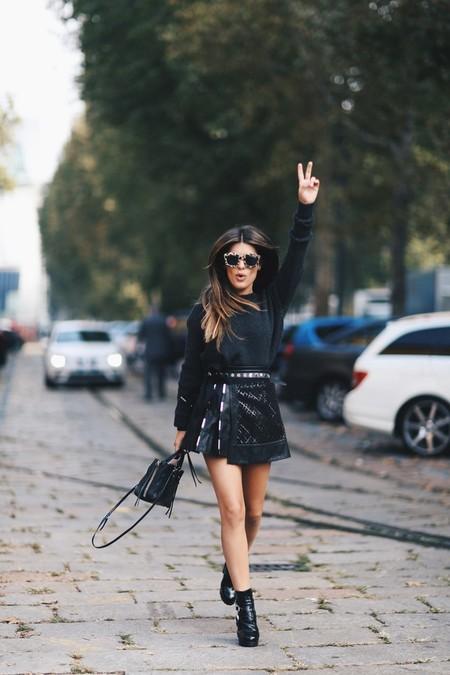 Es hora de enseñar las piernas: los estilos de minifalda que triunfan este otoño