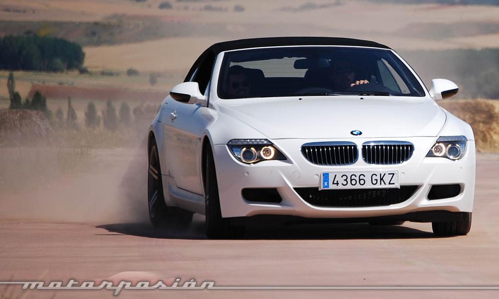 Foto de BMW M6 Cabrio (prueba) (6/68)
