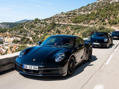 El nuevo Porsche 911 Turbo llegará en 2020 con al menos 641 hp