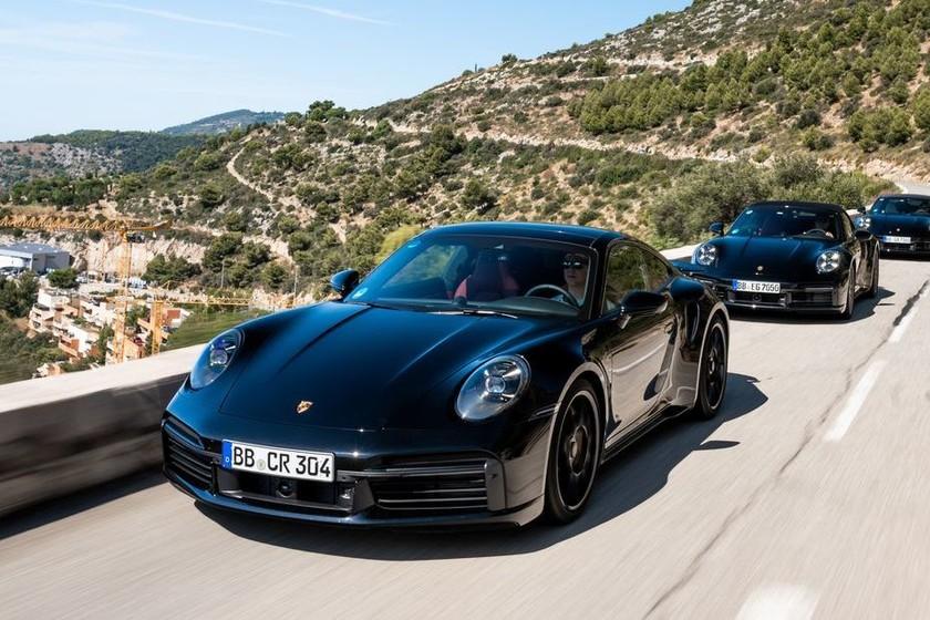 El nuevo Porsche 911 Turbo llegará en 2020 con al menos 641 hp - Motorpasión México