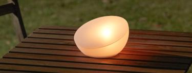 Una buena idea: lámparas solares para no aumentar el gasto en electricidad al iluminar jardines y terrazas