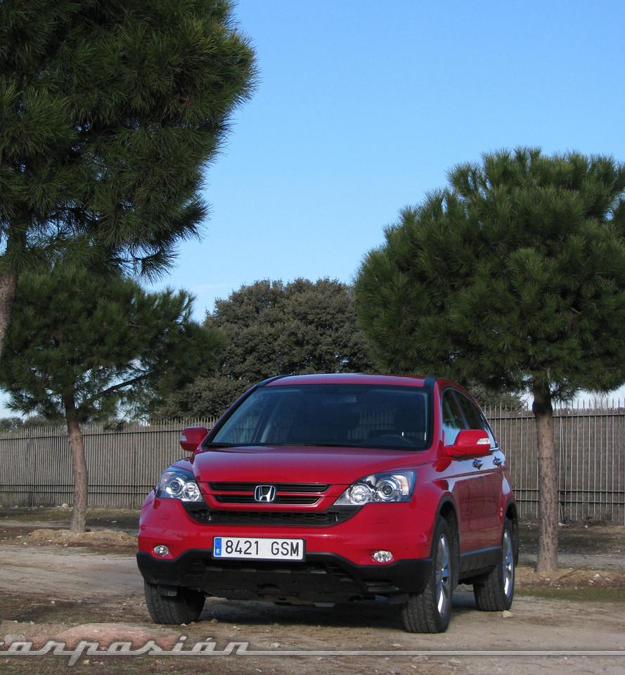 Foto de Honda CR-V (presentación) (18/45)