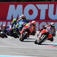 Regalo de MotoGP para estar en casa: cuelgan gratis las 10 mejores carreras de la historia de las motos