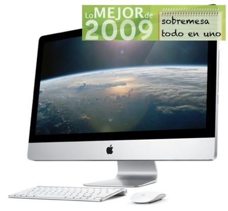 iMac, mejor sobremesa todo en uno de 2009
