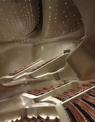 Zaha Hadid: el espectacular nuevo auditorio de Guangzhou, China
