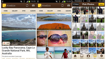 Trovebox para Android y iPhone