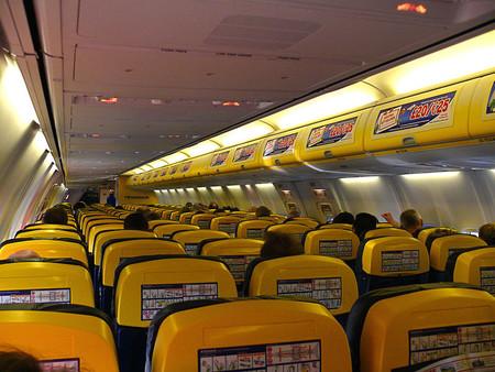Interior Ryanair