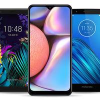 Samsung Galaxy A10s, Moto E6 y LG X2 (2019): fotos y algunas especificaciones filtradas... por Google