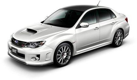 Subaru WRX STI tS, solo para Japón