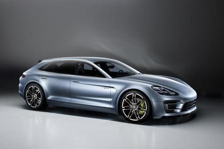 Porsche Panamera Sport Turismo. ¿Cómo se diseña?