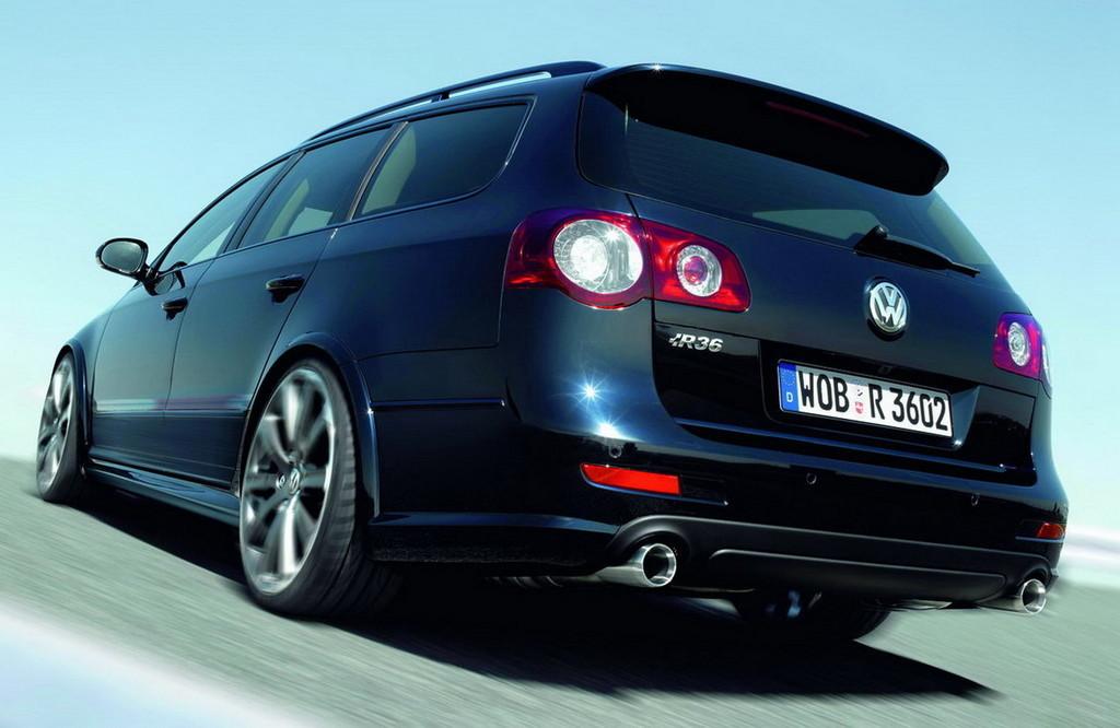 Foto de Volkswagen Passat R36 Variant (1/4)