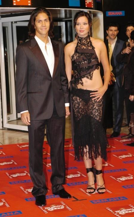 Dafne Fernandez Gala Goya 2005