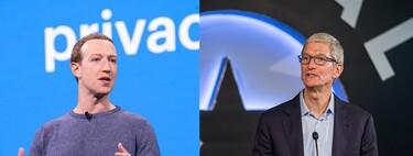 Facebook contra Apple: una batalla entre dos gigantes que sube de tono con acusaciones cruzadas de los CEOs