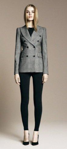 Zara Otoño-Invierno 2010/2011 gris