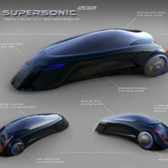 Foto 2 de 8 de la galería supersonic en Motorpasión