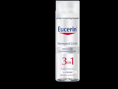 DermatoCLEAN, el agua micelar 3 en 1 de Eucerin, ¡lo probamos!