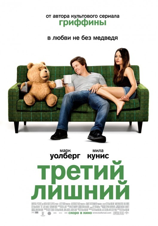 'Ted', carteles