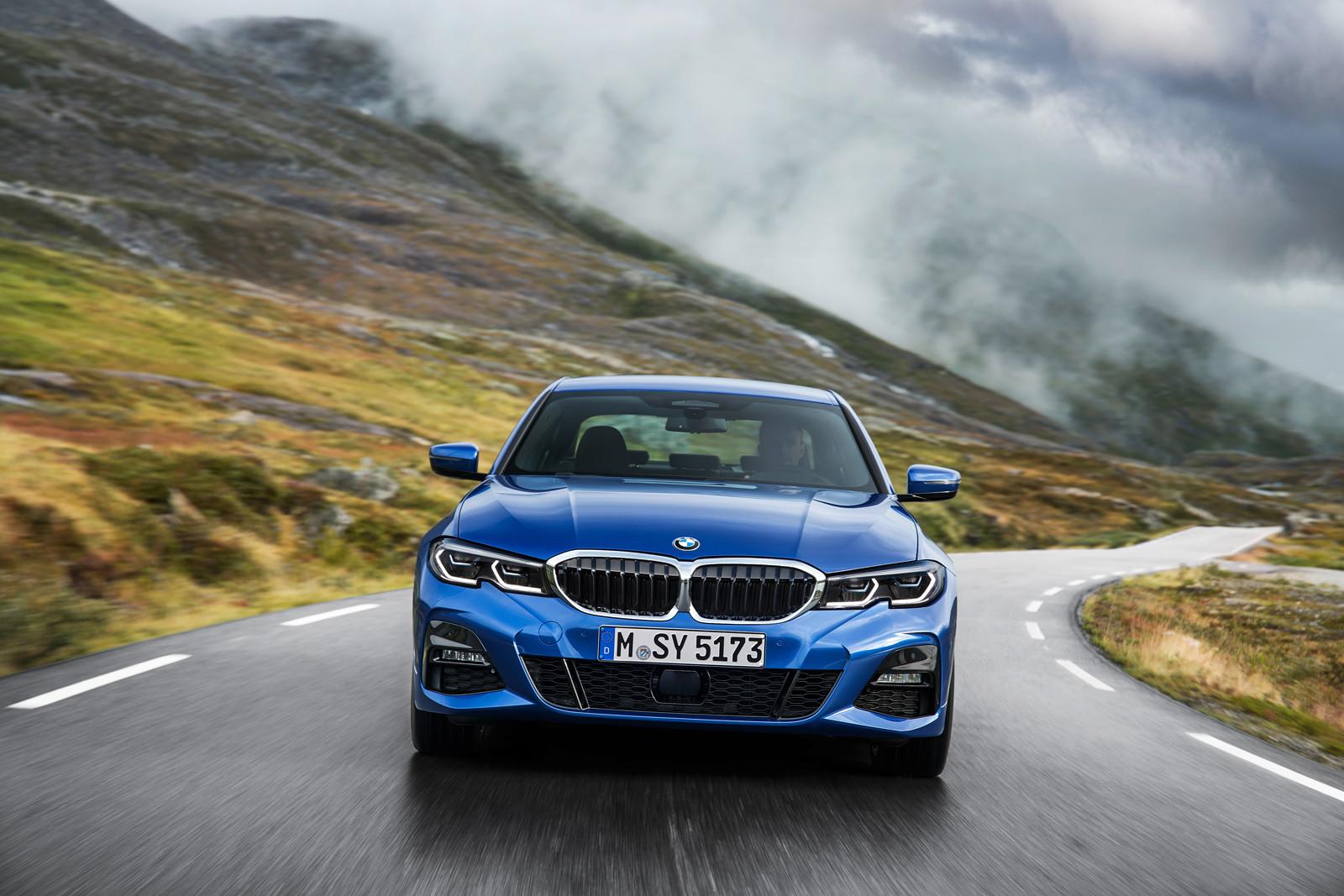 Foto de BMW Serie 3 2019 (8/131)