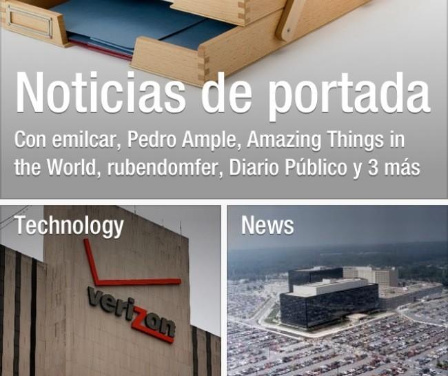 Noticias de Portada