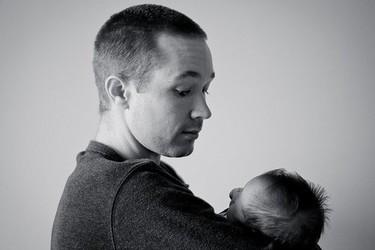 Depresión postparto, también en el padre