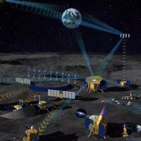 El plan de China y Rusia para construir una base permanente en la Luna antes de 2035