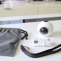 Samsung comenzará a vender en Colombia su cámara de 360 grados