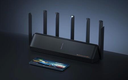 Xiaomi Mi Router AX6000: WiFi 6 y conexiones de hasta 4.804Mbps a partir de enero