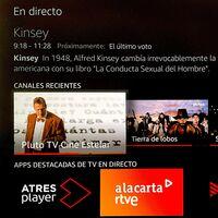 Cómo ver Pluto TV con más canales 'En directo' de los Fire TV
